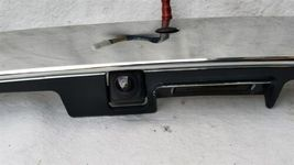11-15 Nissan Rogue Chrome Tailgate Finish Garnish Panel Handle w/ 360° Camera image 3