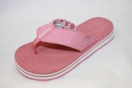 Women's Timberland Pink Flip Flops - $48.00