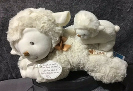 Special Delivery Mama Baby Kids Preferred Musical Plush Toy Lamby - $24.45