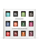 spiceology ultimate rub collection - $59.95