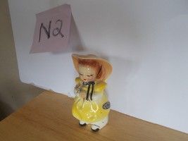 "Josef Originals California ""Sunny""  Little Girl in Yellow Figurine - $39.99"