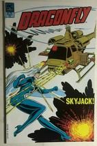 Dragonfly #6 (1987) Ac Comics Color Gga Fine - $12.86