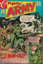 Fightin' Army #92 (1970) *Bronze Age / Charlton Comics / Classic Military Tales* - $6.00