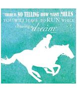 Tree-Free Greetings 62832 Chasing A Dream Themed Inspriational Quote Art... - $7.79