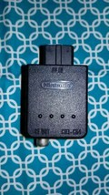 Nintendo adapter convert original Nintendo RF cord to work with Super Nintendo - $9.89