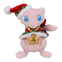 POKEMON Mew Plush doll 2018 Christmas Pokemon center Original Japan - $55.00