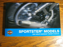2006 Harley-Davidson Sportster Owner's Owners Manual XL883 XL1200 - $59.40