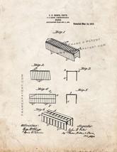 Staple Patent Print - Old Look - $7.95+