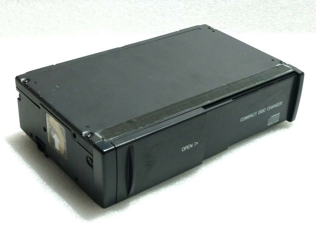 Ford CD6 remote CD Changer. OEM factory original. For some 1998-1999 Contour - $49.91
