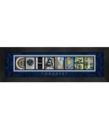 Cohasset, MA. Framed Letter Art - $39.95