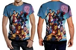 Marvel Illuminati 3 Men's Fullprint T- Shirt - $20.99+
