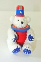 "2003 Hallmark Keepsake ""Bearing The Colors"" Life Liberty Happiness QXG2499 - $9.89"