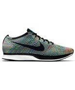 """NIKE FLYKNIT RACER """"MULTI-COLOR"""" SIZE 9 NEW W/BOX FAST SHIPPING (526628-... - $119.95"""