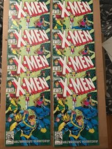 X-Men #13 Marvel Comic Book Lot Of 8 VF/NM Condition 1992 WOLVERINE ROGUE - $12.59