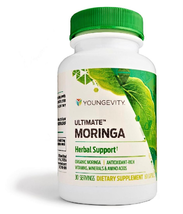 Youngevity Ultimate Moringa Capsules 60 capsules by Dr Wallach Free Ship... - $29.02
