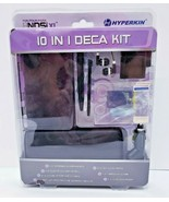 NEW DSi XL 10 in 1 Deca Kit Blue DECAKIT  HYPERKIN 10 PIECE SET - $14.03