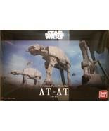 Bandai 2017 Star Wars AT-AT 1 / 144 Scale Plastic Model Kit BAN2144 - $64.35
