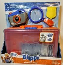 New, Detective Blippi Roleplay Set, Let's Solve The Case - $25.25