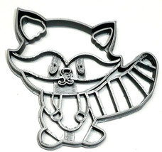 Baby Raccoon Cub Woods Forest Woodland Animal Cookie Cutter USA PR2533 - £2.31 GBP