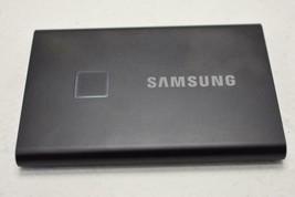 Samsung Portable Ssd T7 Touch MU-PC1T0K 1TB USB-C External Hd - $125.68