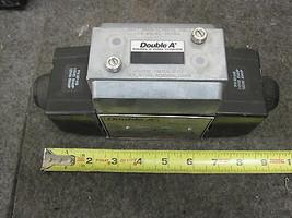 DOUBLE A QM-5-C-10A3-TSPL DIRECTIONAL VALVE  image 1
