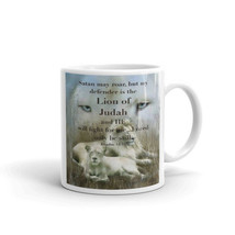 Lion of Judah ,christian Gift,Mug - $14.86