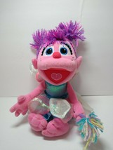 "Gund 2006 Sesame Street Abby Cadabby Pink Fairy Plush Stuffed Doll 13"" W... - $15.83"
