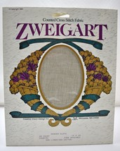 """Zweigart Quaker Cloth 28 Count Cross Stitch Fabric Country 14""""x18"""" New Old Stock - $14.20"""
