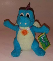 "Dragon Tales Ord Flying Dragon Wings Flap 6.5"" Stuffed Animal Toy Playsk... - $17.77"