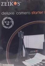Zeikos ZE-SG26K Deluxe 12-in-1 Camera Starter Kit. - $6.88