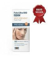 ISDIN Foto Ultra 100 Spot Prevent Fusion Fluid SPF50+ 50ml - $36.37