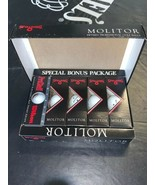 12 Vintage Spalding Golf Balls And 3 Wilson Pro Staff Golf Balls - $14.85