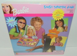 Barbie Superstar Board Game From 2000 Sealed NIB Ships FAST! - $19.30
