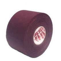 M-Tape Colored Athletic Tape - 1.5 inches x 10 yards - Maroon, 6 Rolls - $17.99