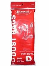 75 Royal Dirt Devil Type D Vacuum Bags, Featherlite, Lite Plus, Extra, Classic, - $58.70