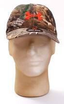 Under Armour Realtree Camo Hunting Cap Snapback Men's One Size NWT - $29.69