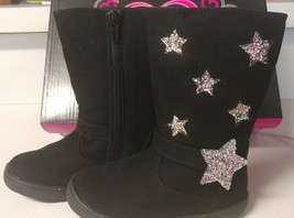 Toddler 143 Girl Star Boot Size 6M - £8.43 GBP