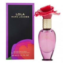 Marc Jacobs Lola EDP 30ml/1oz Eau de Parfum for Women Extremely Rare - $117.87