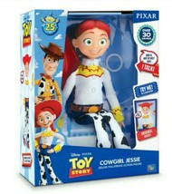 Toy Story Jessie Pull String Talking Doll NEW - $39.58