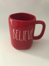 Rae Dunn Mug 2019 Red Christmas Rae Dunn Believe Mug - $17.99