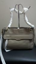 NWT Rebecca Minkoff Swing Shoulder Bag Purse Mushroom - $178.19