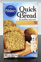 Pillsbury Lemon Poppy Seed Quick Bread & Muffin Mix 15.6 oz - $5.17