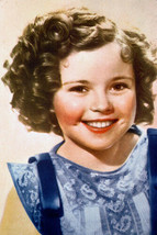 Shirley Temple vintage 4x6 inch real photo #325184 - $4.75