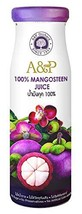 Organic Mangosteen Juice, 6 fl oz, 0% Fat, Product of Thailand
