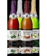 Kristian Regale Sparkling Fruit Juices 4 Packs (Swedish Variety Pack) - $29.39