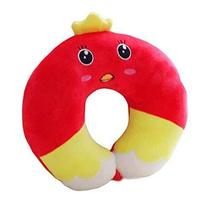 Panda Superstore Cute Chicken U-shaped Pillow Neck Pillow Travel Pillow Throw Pi