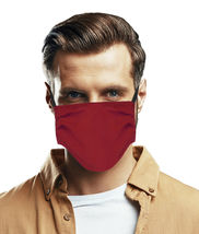 Cloth Protection Face Cover Mask Reusable Washable Breathable Cotton Made in USA image 3