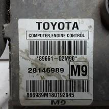09 10 Toyota Corolla ECU ECM engine control module OEM 89661-02M90 - $64.34