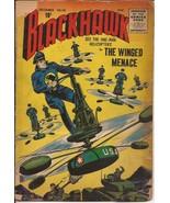 Quality Blackhawk #107 The Winged Menace Red Helicopter Ambush Last Quality - $9.95