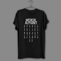Funny medical cute medical alphabet doctors handwriting pun nurse thumb200